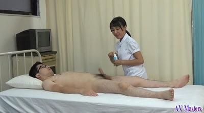 全裸で治療1