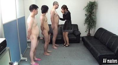 OLと全裸の男たち