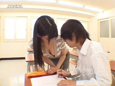 CFNM仮想風俗胸ちらパンチラHighSchool3