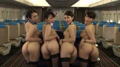 市川まさみ×SENZ 「制服・下着・全裸」でおもてなし またがりオマ○コ航空 SODstar Ver.サンプル5