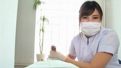 痴女歯科衛生士のゴム手袋手コキマゾ射精CLEANING!サンプル21