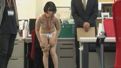 1週間全裸業務で羞恥心を克服!一回りも二回りも成長した浅井心晴の公開羞恥SEXサンプル6
