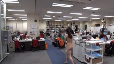 1週間全裸業務で羞恥心を克服!一回りも二回りも成長した吉岡明日海の公開羞恥SEXサンプル11