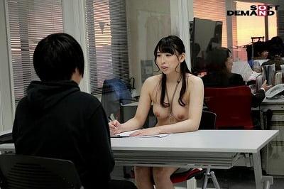 1週間全裸業務で羞恥心を克服!一回りも二回りも成長した吉岡明日海の公開羞恥SEXサンプル12