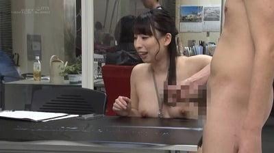 1週間全裸業務で羞恥心を克服!一回りも二回りも成長した吉岡明日海の公開羞恥SEXサンプル20