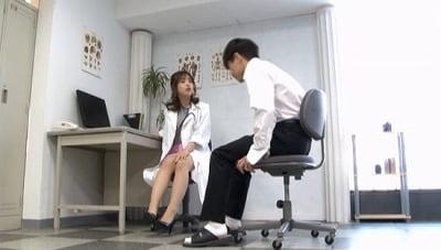 M男がみんな夢中になる保健室のアナル責め先生 七瀬もなサンプル13