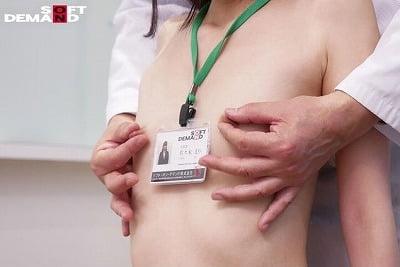 SOD女子社員 新入社員限定 ロリっ娘だらけの全裸で健康診断 未成熟な身体の10名を全裸にして真面目に検診しましたサンプル10