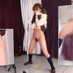 女子の立ちションと膀胱の凹みを観察するAVシリーズ第10弾サンプル3