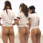 2020年羞恥男女混合全裸体力測定(1)まずは半裸からサンプル12