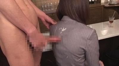 着衣フェチの服射(服にブッカケ)!女性の服の匂いと感触が好きサンプル12