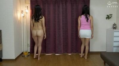 女性の着衣&全裸を並べてリンク!服の中身を見るヌード鑑賞サンプル25