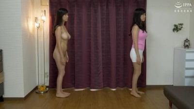 女性の着衣&全裸を並べてリンク!服の中身を見るヌード鑑賞サンプル26