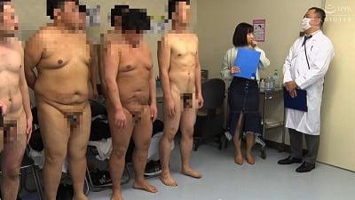 CMNFとCFNM!新任女教師が男子校の性教育授業で性器露出サンプル3