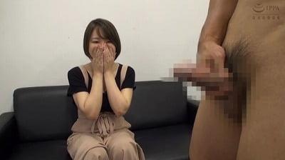 女子に「僕の勃起チンポ見てください!」【センズリ鑑賞11】サンプル11