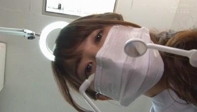 歯医者がCFNMで抜き(射精)有りだったら?手袋フェチ手コキサンプル10