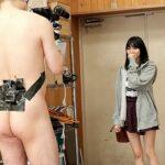全裸監督フルチン待機!イメージビデオのアイドルがAV撮影対面サンプル11