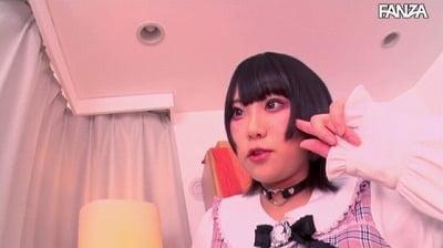 厚化粧の地雷メイク女の顔にブッカケ射精!スペルマで化粧落としサンプル1