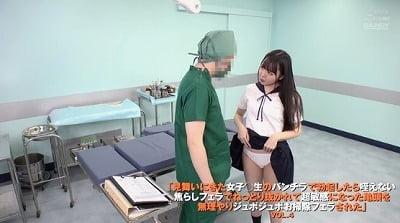 CFNM女子校生の制服着衣フェラチオ+お掃除フェラ第4弾サンプル12